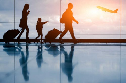 Планирование путешествия с детьми